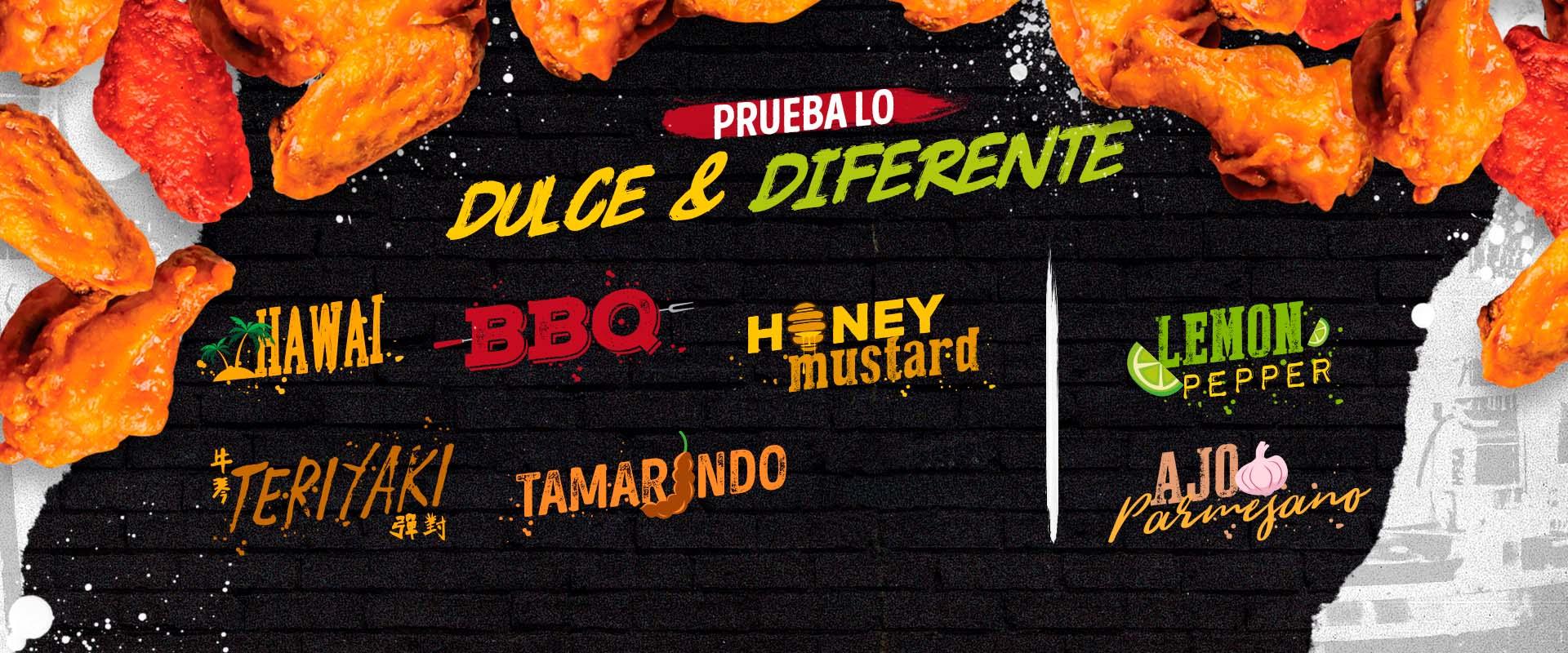 Promo Domingo, Todas las alitas, papas y vegetales que puedas comer