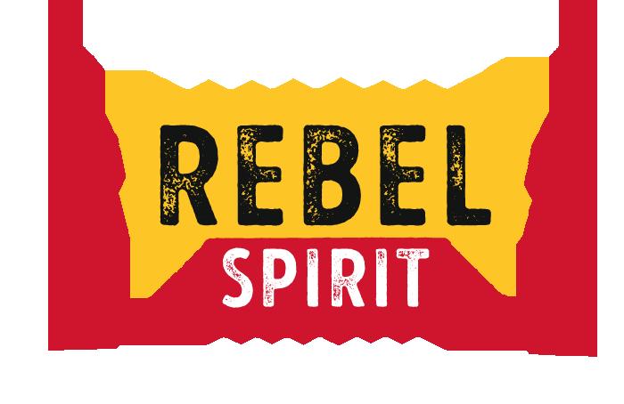 Rebel Spirit, Detrás de cada gran historia existe un acto de rebeldía que genera un cambio